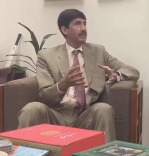Dr Sohail Naqvi VC LUMS