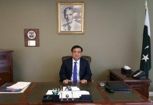Consul General of Pakistan at Los Angeles Abdul Jabbar Memon